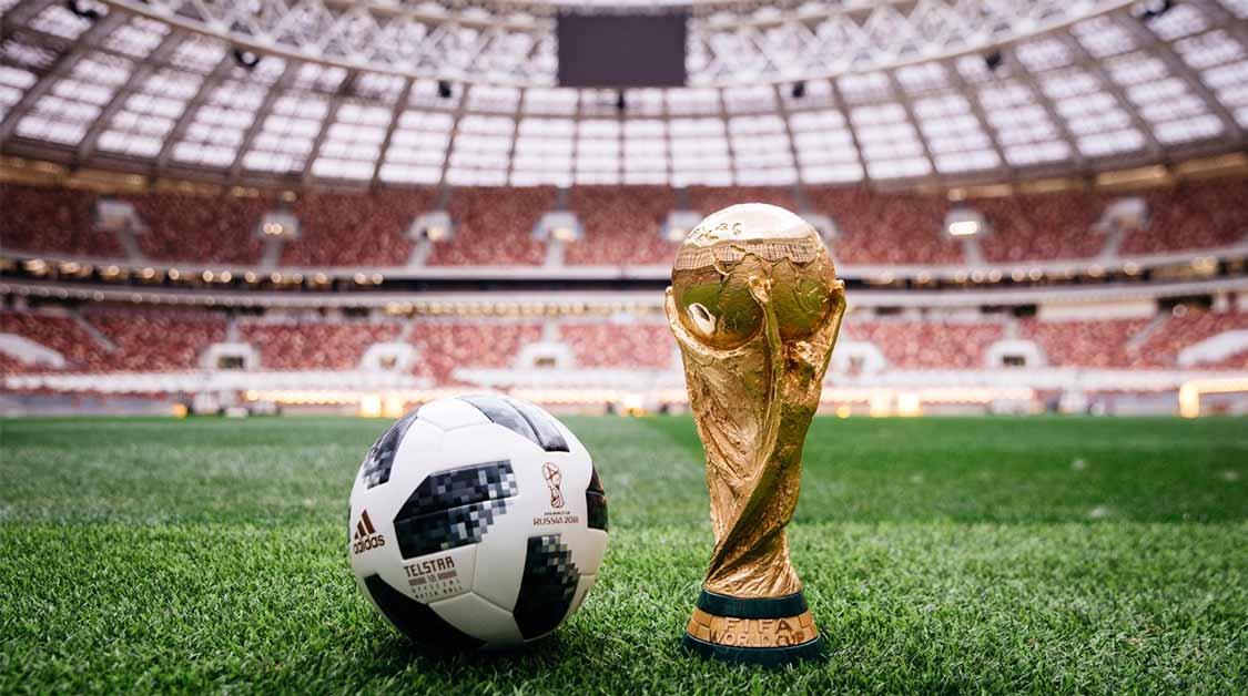 Официальный мяч чемпионата мира по футболу 2018. В СМИ появились фотографии  официального мяча ЧМ-2018 по футболу b20dc0945fc