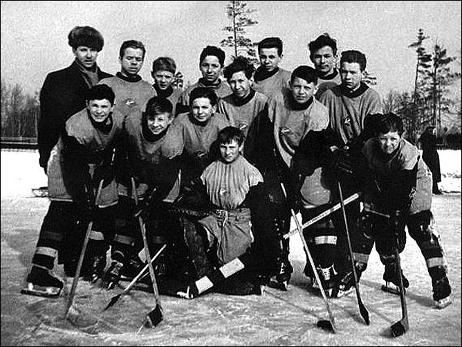 Член сборной ссср по хоккею коковин