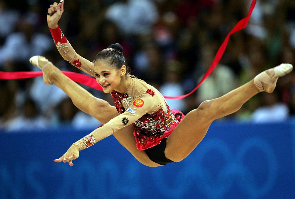 российские художественные гимнастки фото систему определённый