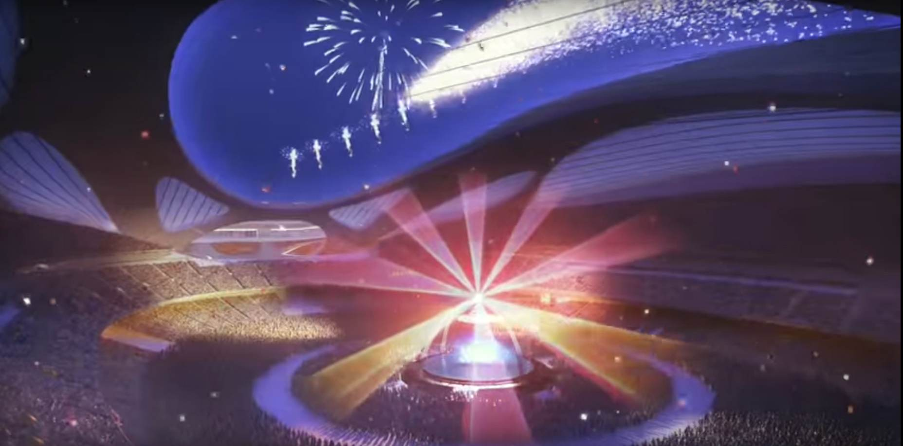 New National Stadium for Tokyo 2020 Summer Olympics